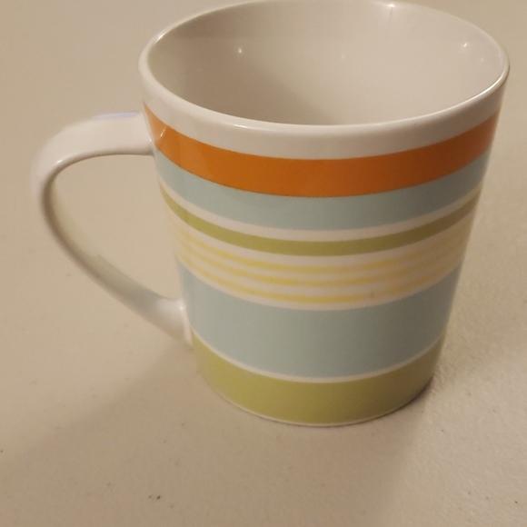 Starbucks 2005 Stripes Coffee Cup